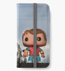 Outatime with Marty McFly iPhone Wallet/Case/Skin