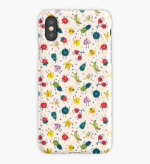Happy Fruits iPhone Case/Skin