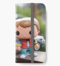 Marty Mcfly Delorean iPhone Wallet/Case/Skin