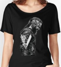 KING RAGNAR LOTHBROK - VIKINGS Women's Relaxed Fit T-Shirt
