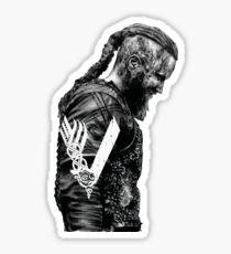 KING RAGNAR LOTHBROK - VIKINGS Sticker