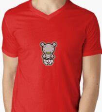 baby 'bot Men's V-Neck T-Shirt