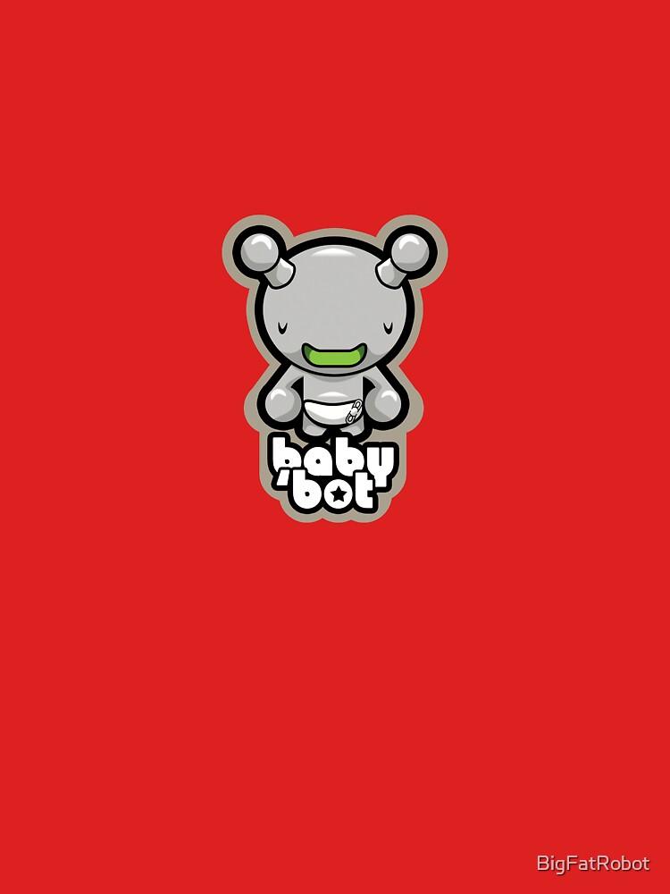baby 'bot by BigFatRobot