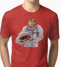 Frog Mission Tri-blend T-Shirt