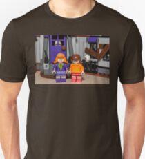 Velma and Daphne Unisex T-Shirt