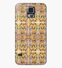 Fruit Out the Wazoot: Psychedelic Kaleidoscope Case/Skin for Samsung Galaxy