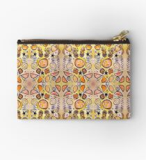 Fruit Out the Wazoot: Psychedelic Kaleidoscope Studio Pouch