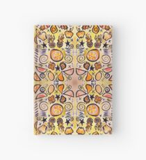 Fruit Out the Wazoot: Psychedelic Kaleidoscope Hardcover Journal