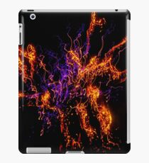 Firework colours iPad Case/Skin