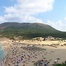 beach in Mallorca by venkman