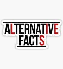 ALTERNATIVE FACTS / LIES Sticker