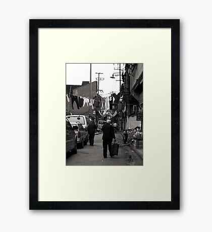 Ordinary Framed Print