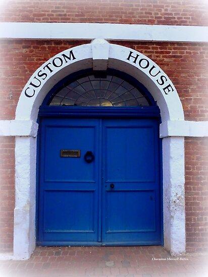 Custom House by Charmiene Maxwell-Batten