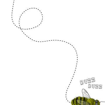 Buzzy Bee by krustywan