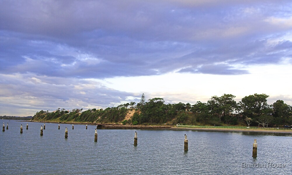 Shorncliffe - Queensland, Australia by Brendan Rouse