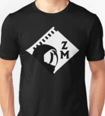 Zebra Monkeys Logo T-Shirt