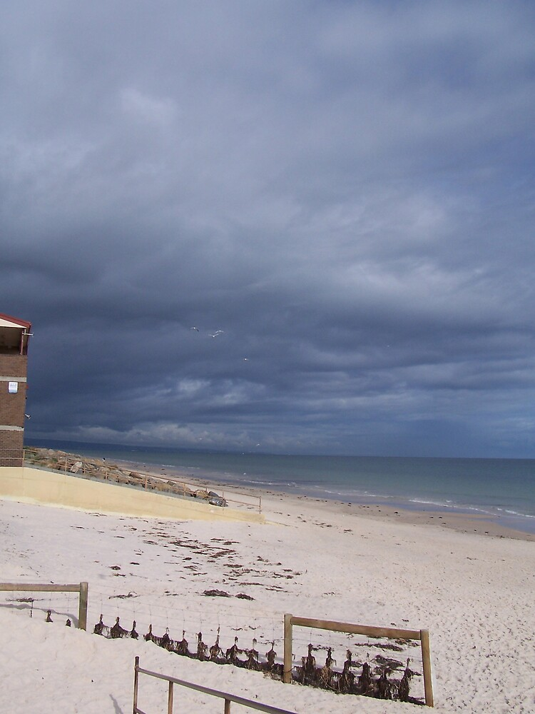 storm approaching by Princessbren2006