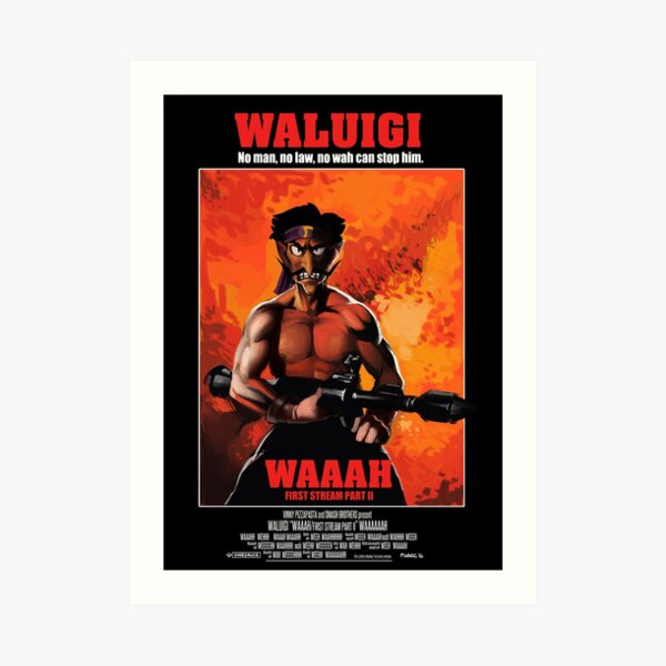 RAMBO SYLVESTER STALLONE POSTER FILM CLASSIC RED BLOOD HUGE LARGE WALL ART