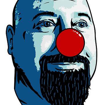 Clown Lugo by whothefugawe