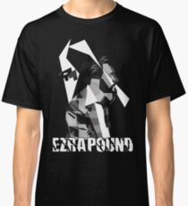 Ezra Pound Poet Vorticism Classic T-Shirt