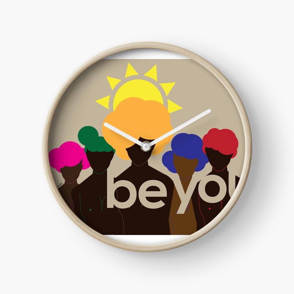 Be You Clock