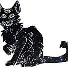 starfield psychic cat [3] by HiddenStash