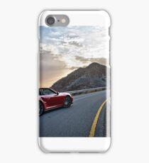 Porsche 911 Turbo Cabriolet in UAE iPhone Case/Skin