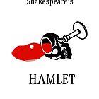 Hamlet by clarkarts24