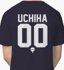 UCHIHA CLAN JERSEY (WHITE) Classic T-Shirt