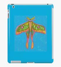 pastel moth iPad Case/Skin