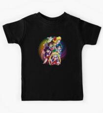 Sailor moon - Chibi Candy Edit. (Black) Kids Clothes