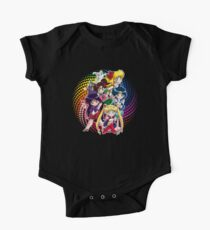 Sailor moon - Chibi Candy Edit. (Black) Kids Clothes