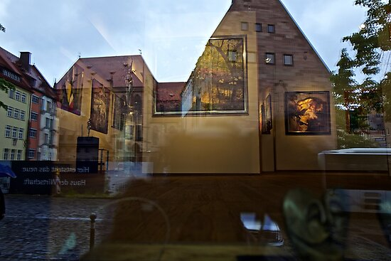 Gallery Reflections #1 by mypic
