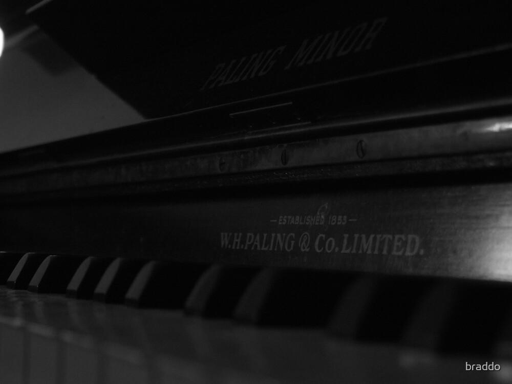 Music shall make me Humble by braddo