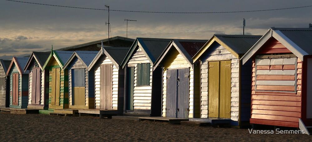 Brighton  by Vanessa Semmens