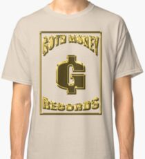 $$ GOTH MONEY RECORDS Classic T-Shirt