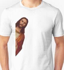 Jesus is Watching Meme T-Shirt