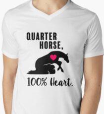 Quarter Horse, 100% Heart! - Reiner Edition T-Shirt