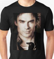 Damon Salvatore / ian somerhalder T-Shirt