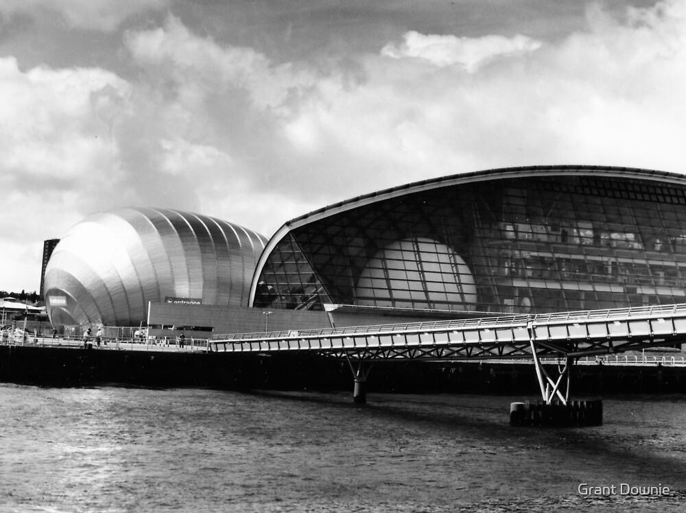 Science centre Glasgow by Grant Downie