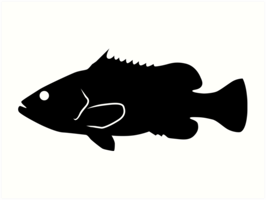 Largemouth Bass Largemouth Bass Print Itfree Download