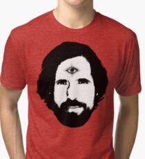 Duncan Trussell Third Eye Tri-blend T-Shirt