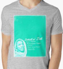 Smokin Joe Mens V-Neck T-Shirt