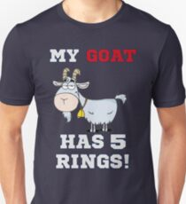 Brady is the GOAT T-Shirt