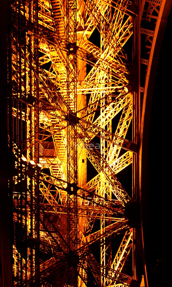 La Tour Eiffel by Khea