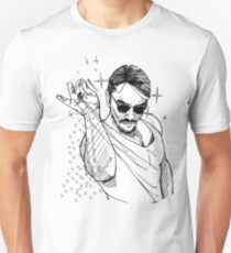 salt bae Slim Fit T-Shirt