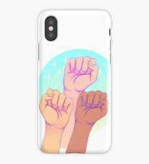 Women Can Together iPhone Case/Skin