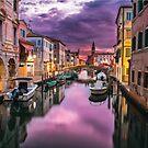 A Purple Venice by xaidex