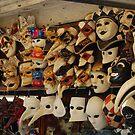 venice - masks by venkman