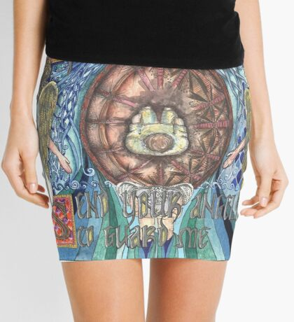 St. Brendan the Navigator Mini Skirt